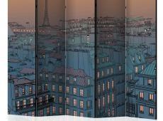 Paraván - Good evening Paris! II [Room Dividers]